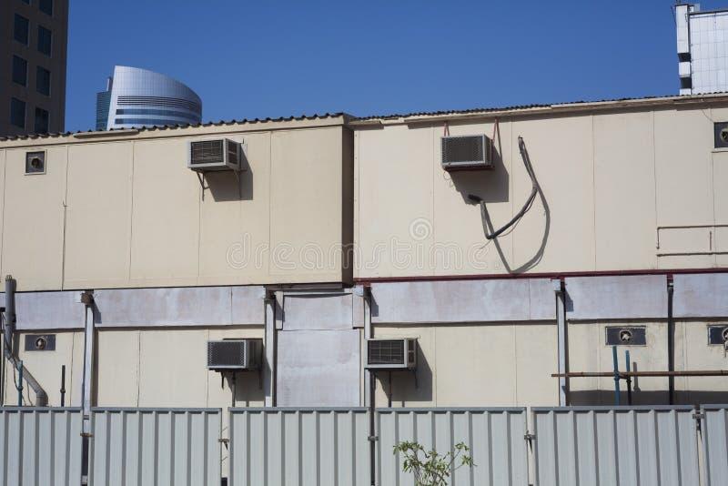 Betingande utrustningar för luft arkivbilder