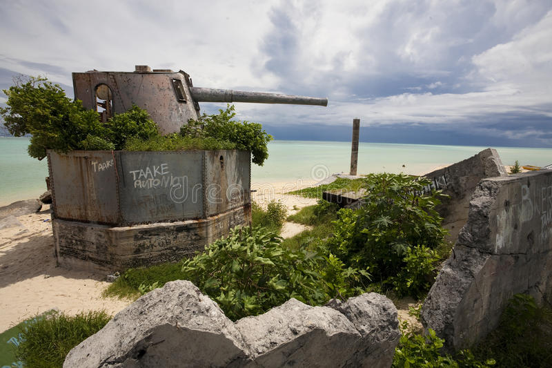betio tarawa atoll стоковые фотографии rf