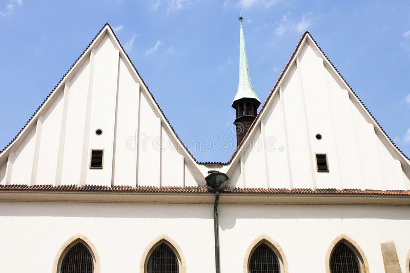 Betlem Kapelle (aufgebaut 1391) lizenzfreie stockfotos