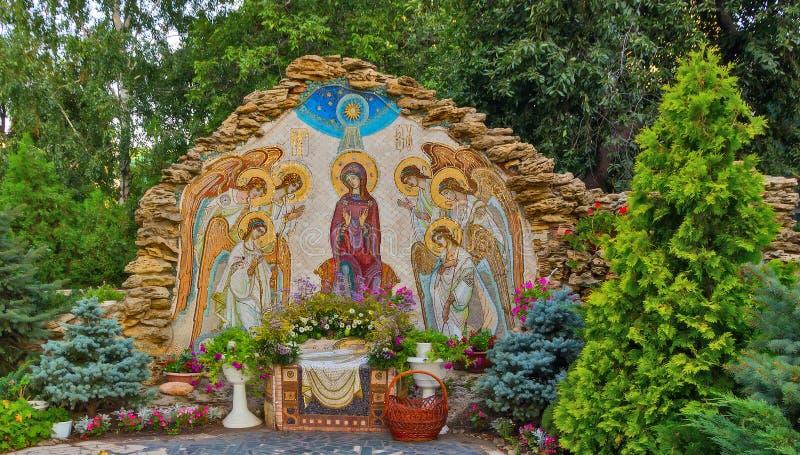 Betlemme, luogo di nascita delle stelle di Natale di Jesus Christ fotografie stock