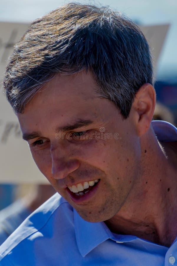 """Beto O """"Rourke image libre de droits"""