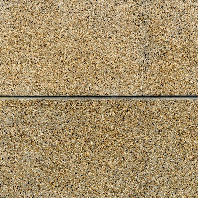 Beton z małą żwir teksturą zdjęcia stock