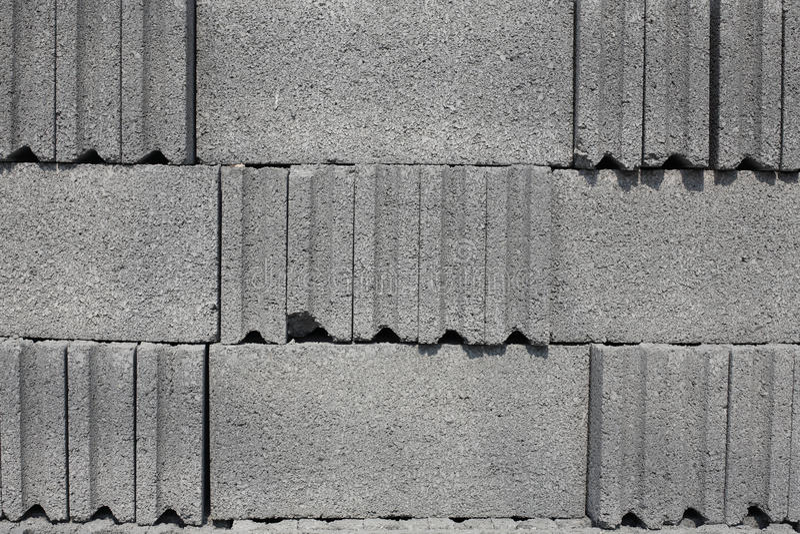 Betonblockbeschaffenheit lizenzfreies stockfoto