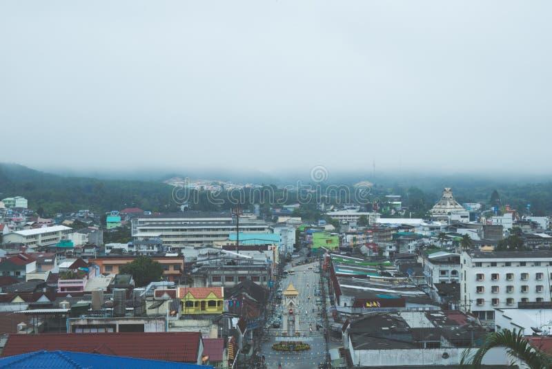 Betong, Thailand stockbild