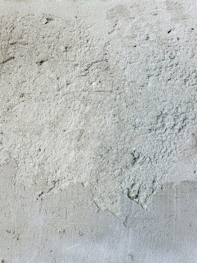 Betongväggyttersida, abstrakt bakgrund för grå cementtextur Riden ut grungebetonstruktur arkivbilder