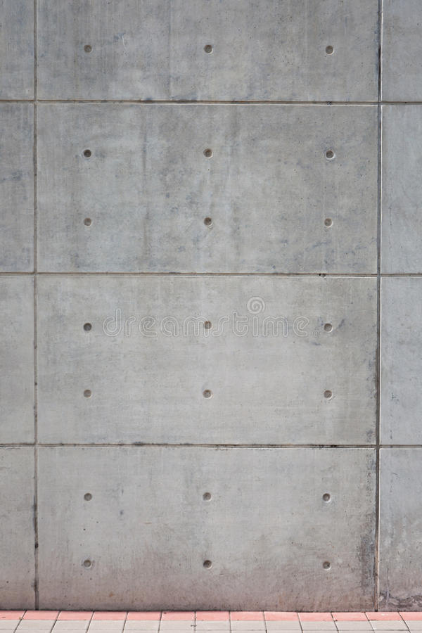 betonowa ściana obraz royalty free