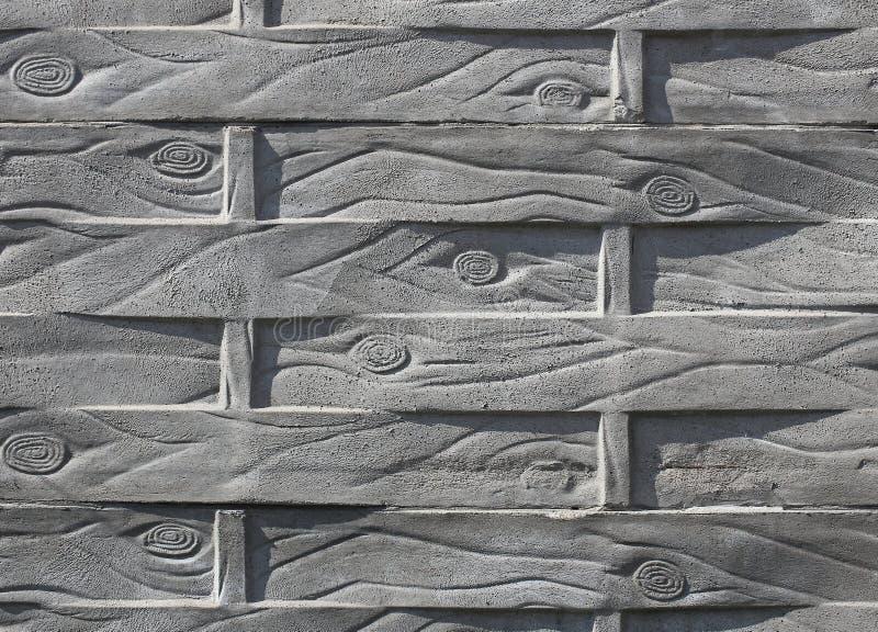Betonowa ściana jak z strukturą w świetle słonecznym obrazy royalty free