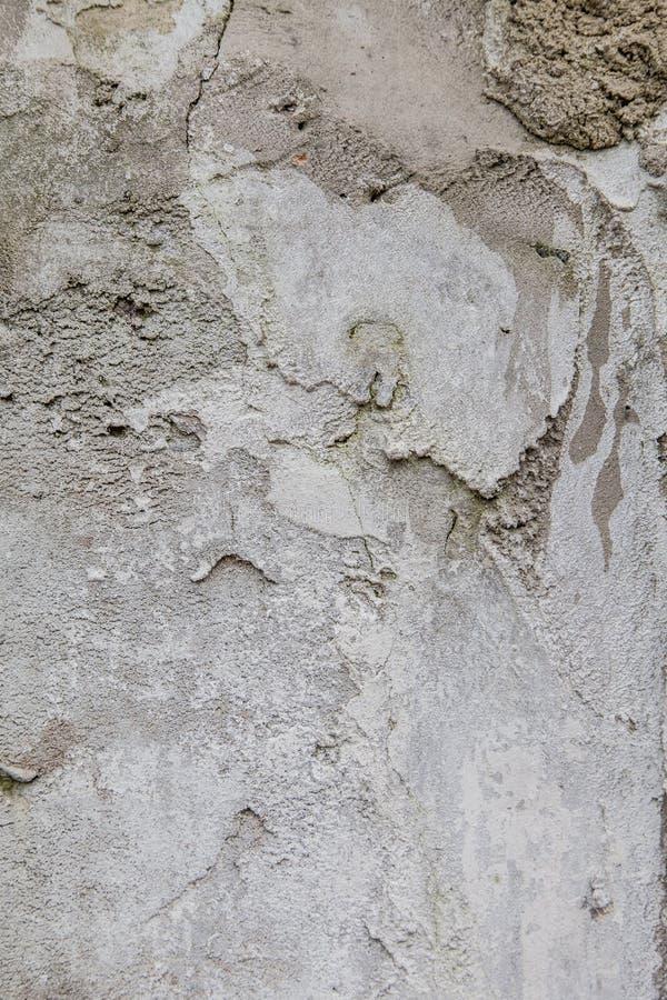 Betonowa tekstura z żwirem obrazy stock