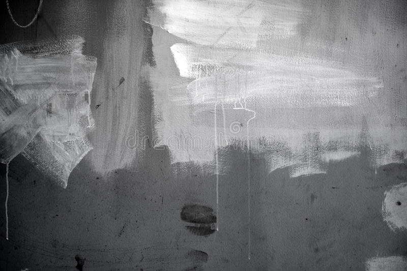 Betonowej ściany tekstura obrazy royalty free