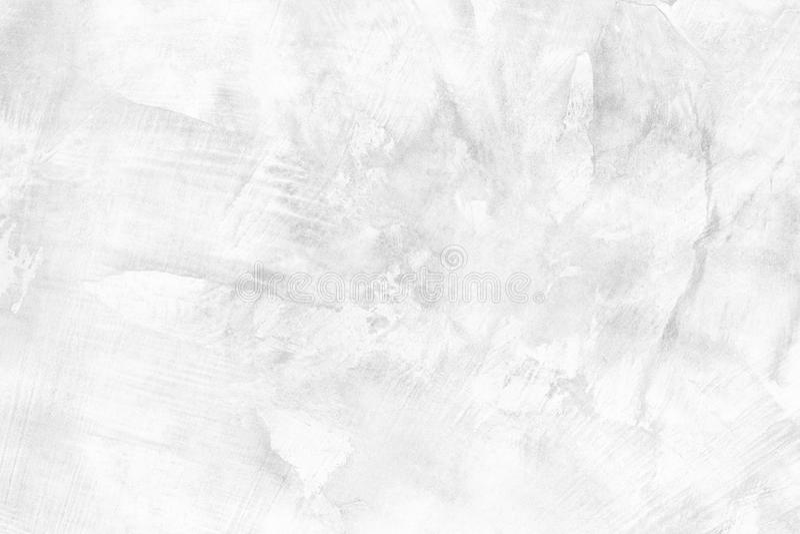 Betonowej ściany tekstury blackground biel tekstury betonowy tło naturalny cement lub kamienna stara tekstura jako retro deseniow fotografia stock