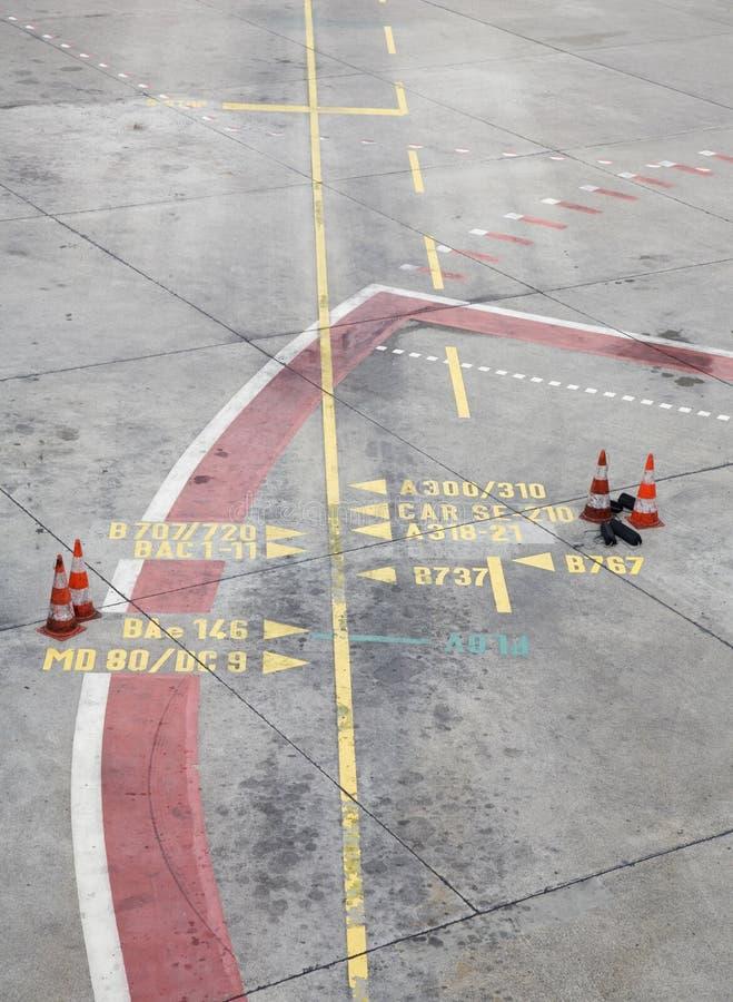 betonowy target2099_0_ obraz royalty free