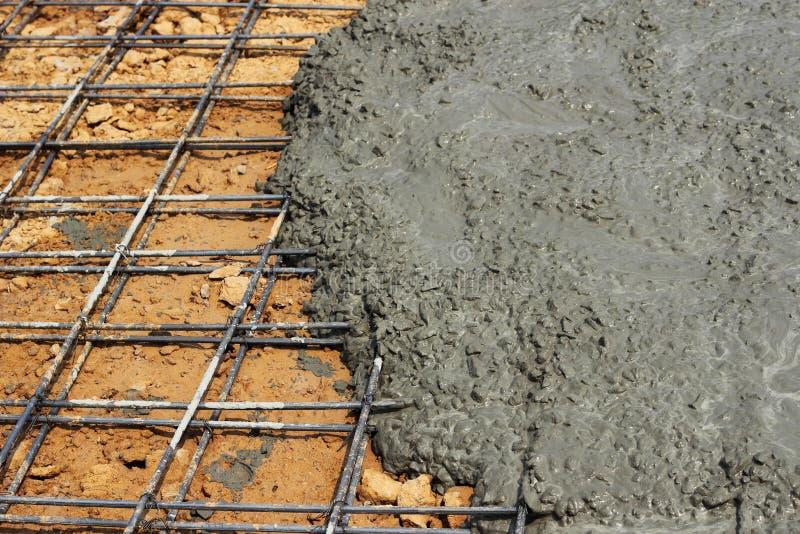 betonowy tekstury mieszać fotografia royalty free