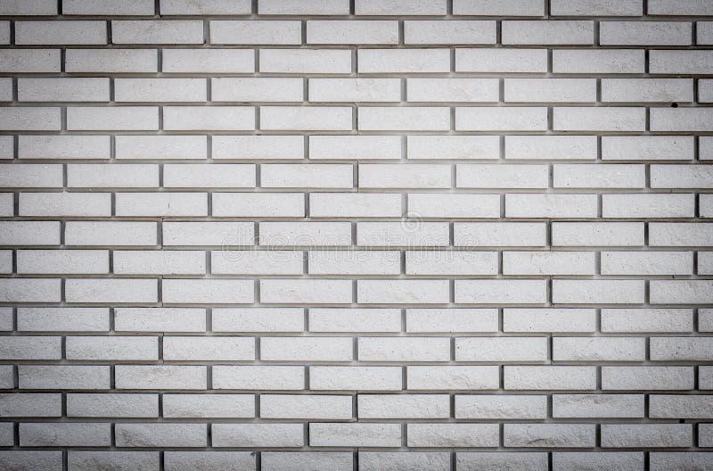 Betonuje bruk cegły z winietą lub brukuje szare cegiełki lub zdjęcie royalty free
