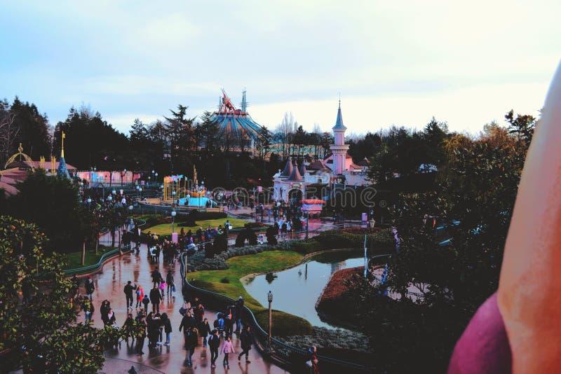 Beträchtliches Disney stockfoto