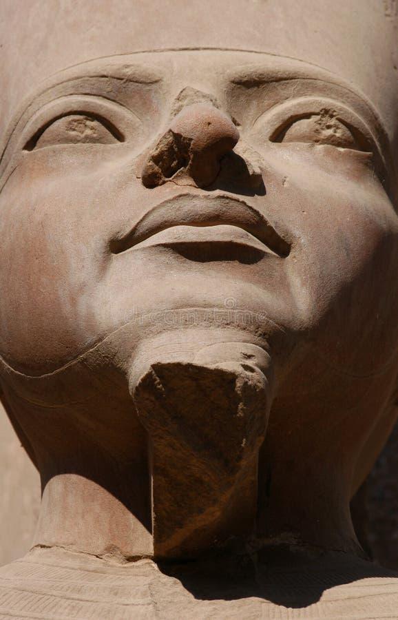 beträffande amun royaltyfri fotografi