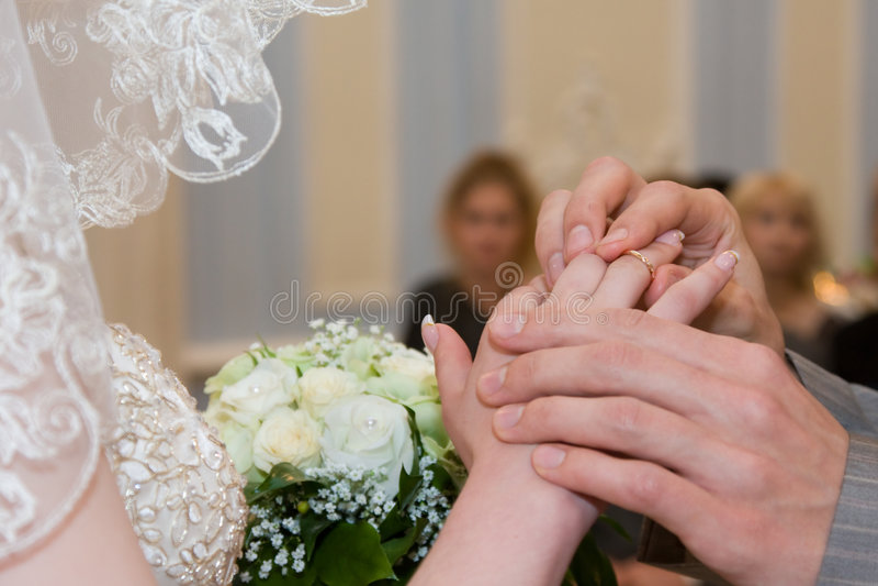 betrothing obraz royalty free