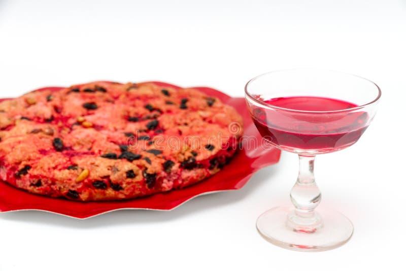 Download Betrunkener Kuchen Ist Ein Nachtisch Von Elba Insel Stockfoto    Bild Von Bäckerei,