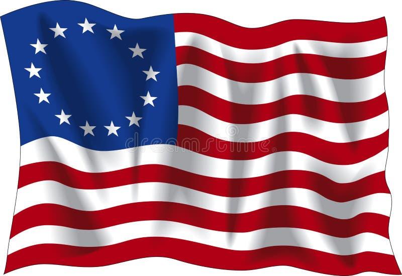 betsy Ross bandery