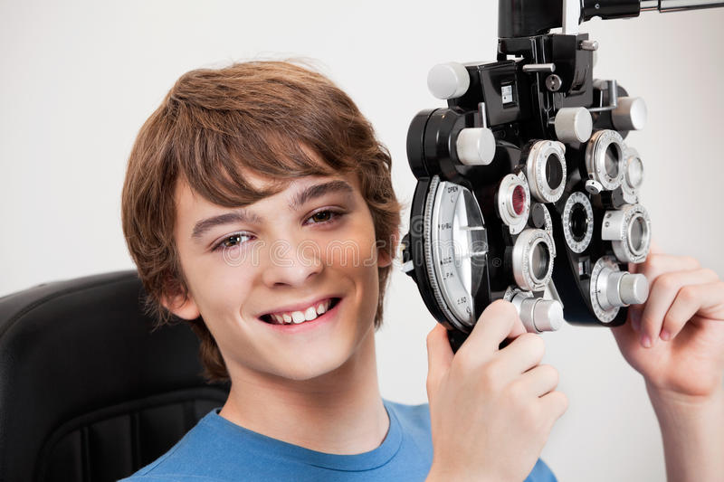 For Better Vision Royalty Free Stock Images