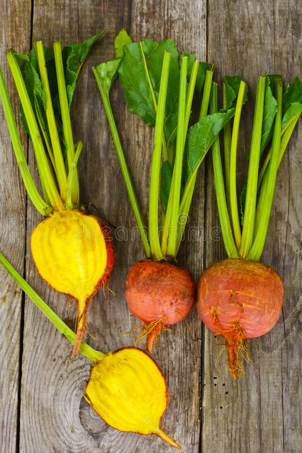 Betteraves oranges crues fraîches, betterave photo stock