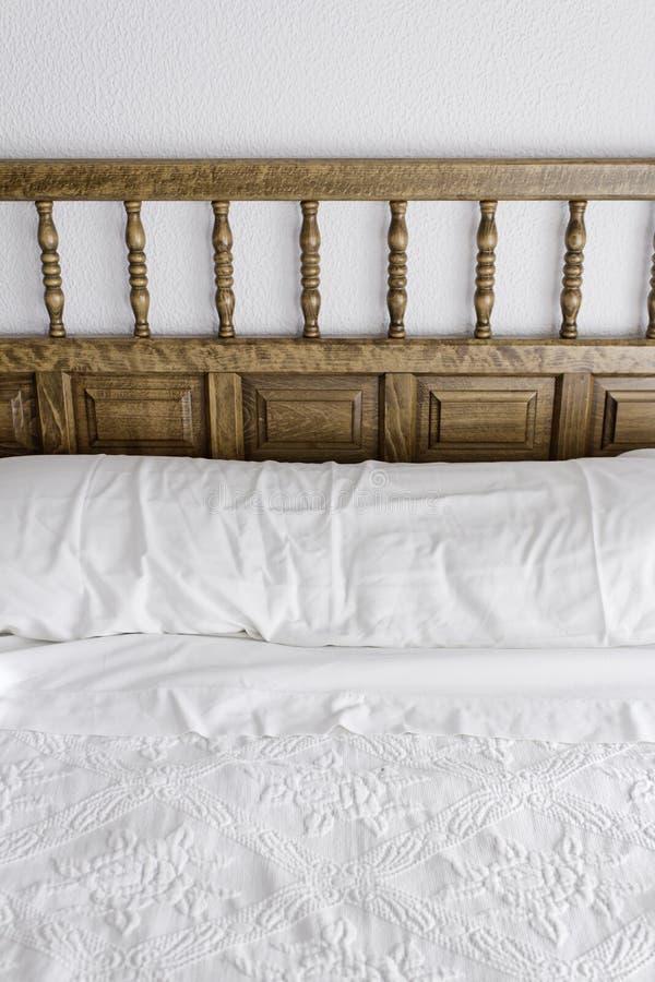 Bettlaken stockfoto