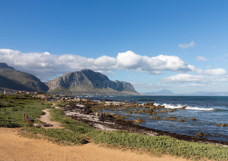 Bettys海湾西开普省南非 图库摄影