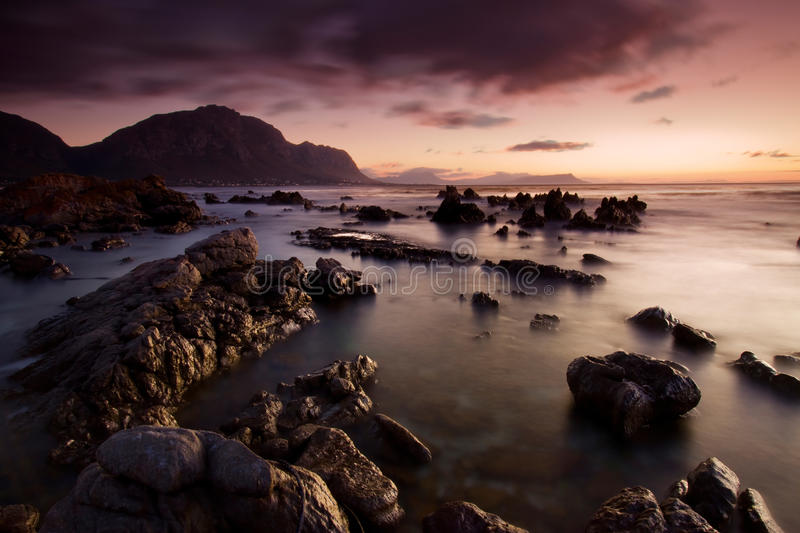 Download Bettys Bay Sunrise Royalty Free Stock Photography - Image: 12546917