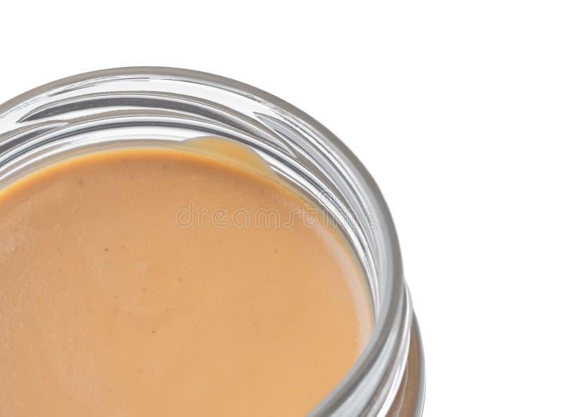 Beurre d'arachide images libres de droits