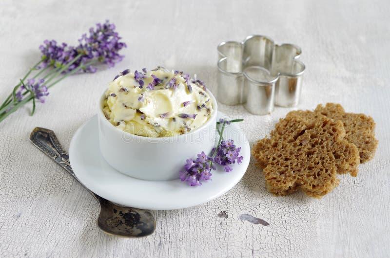 Download Beurre de lavande image stock. Image du écart, goût, breakfast - 76088447