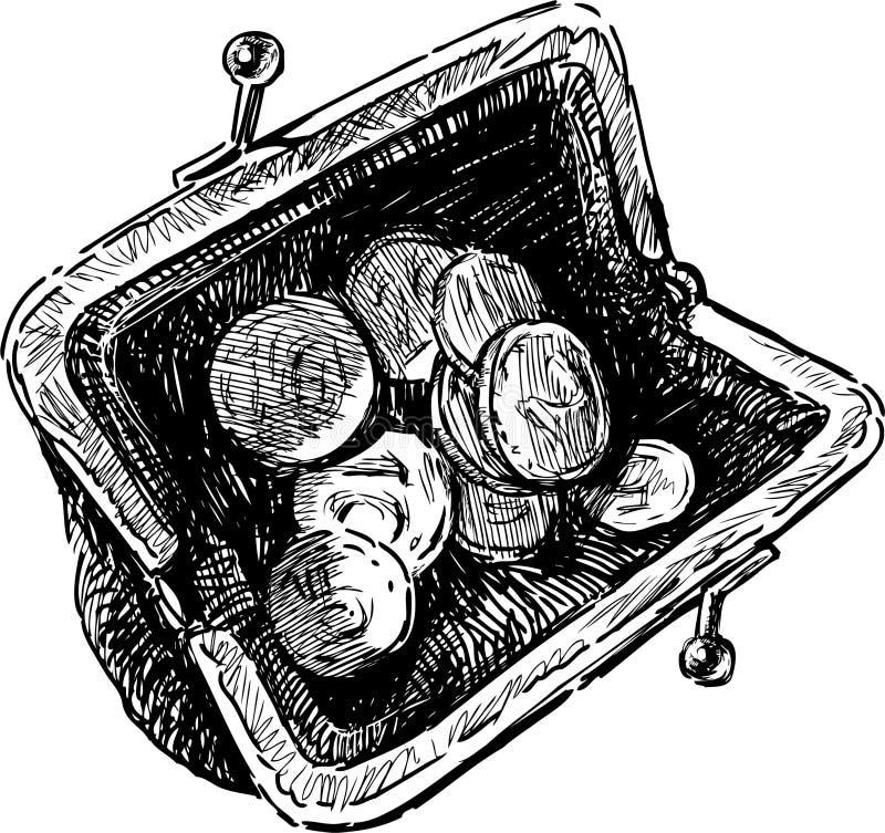 Beurs stock illustratie
