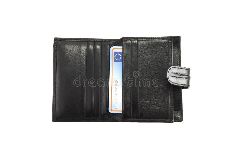 Beurs voor bankkaarten royalty-vrije stock afbeeldingen