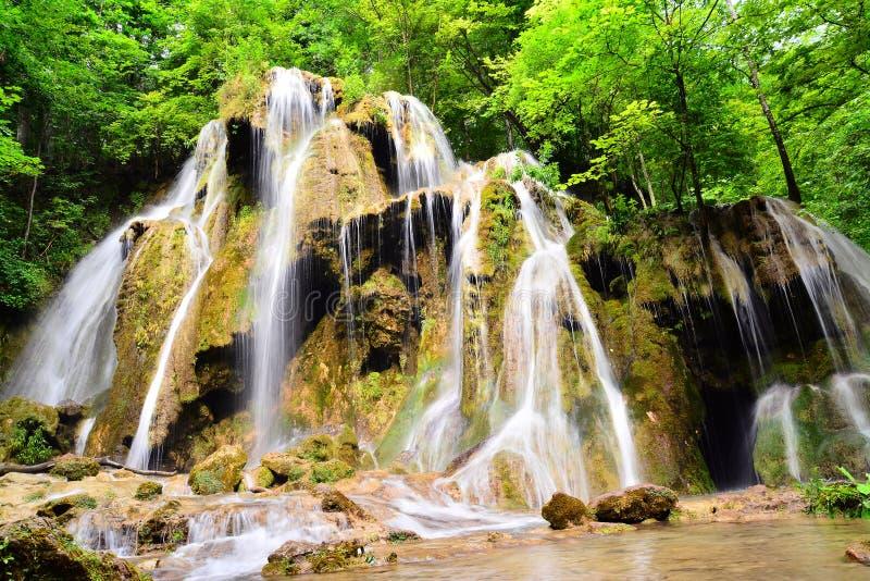 Beusnita-Wasserfall stockbilder