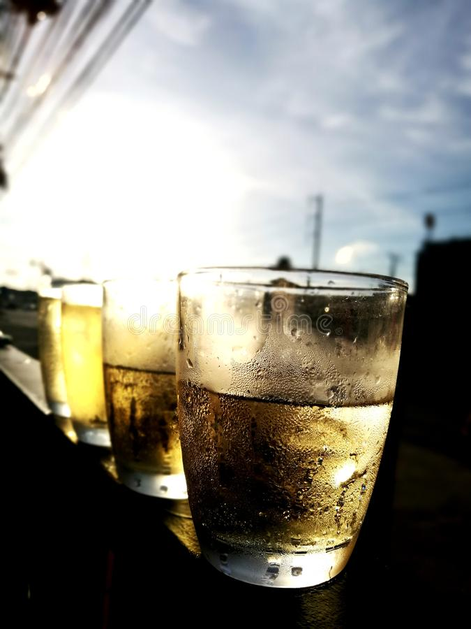 bevanda fotografie stock libere da diritti