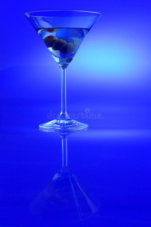 Bevanda del Martini fotografia stock libera da diritti