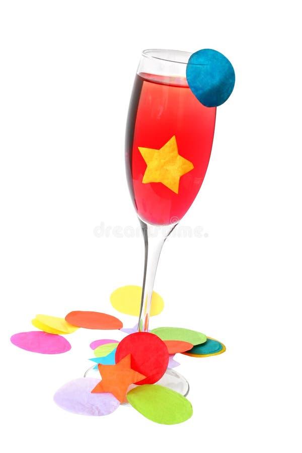 Bevanda del partito immagini stock