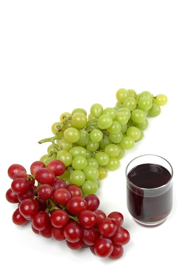Bevanda dell'uva immagine stock libera da diritti