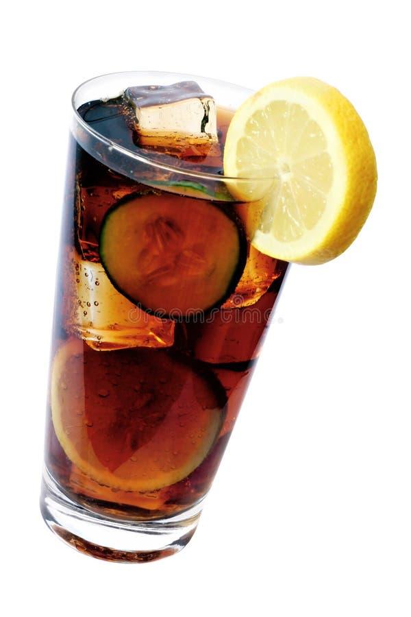 Bevanda della cola fotografia stock libera da diritti