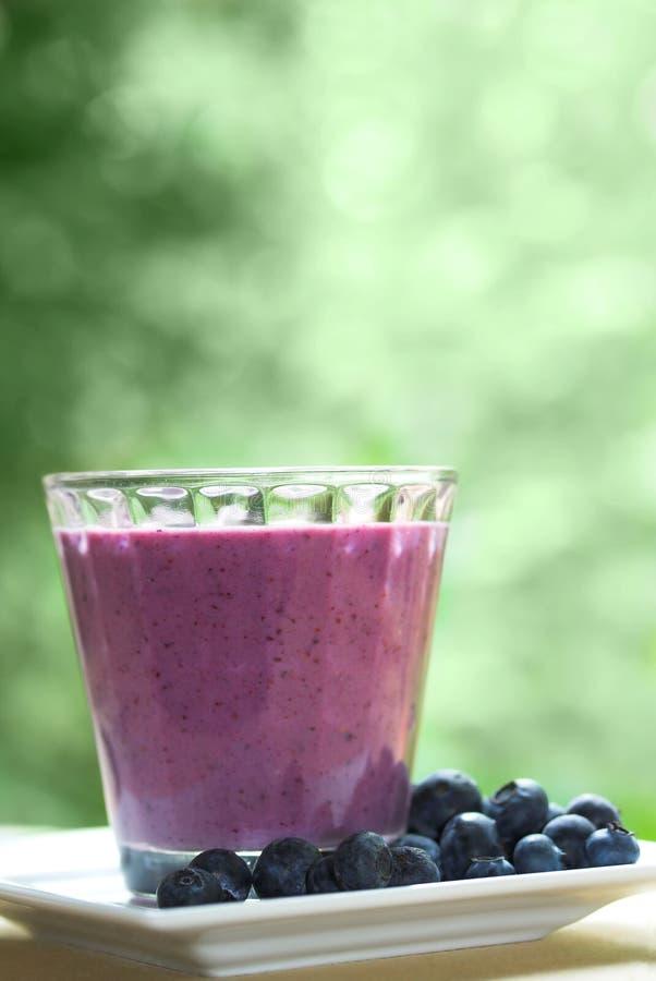 Bevanda dello Smoothie della frutta immagine stock libera da diritti