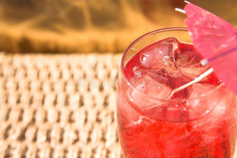 Bevanda di estate immagine stock