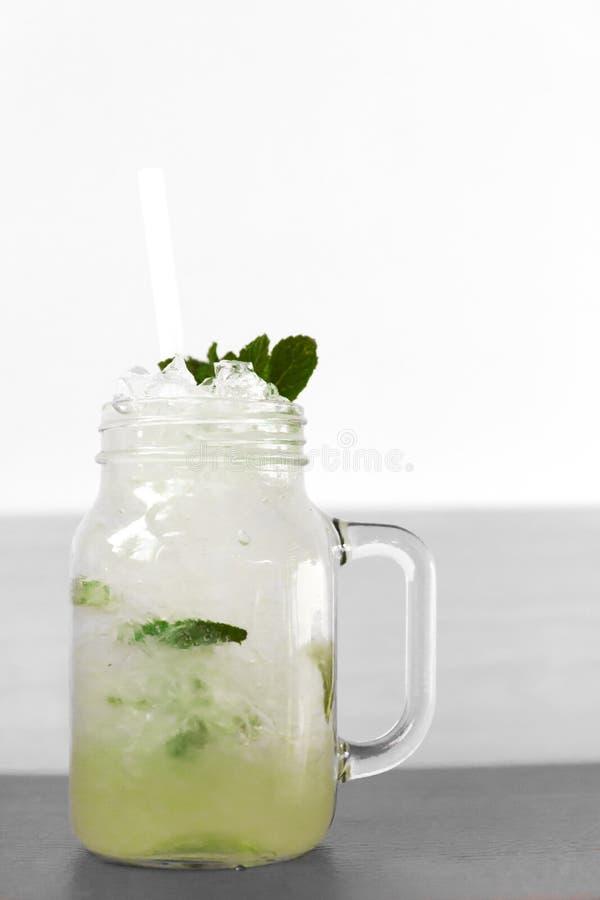 Bevanda di Mojito del vergine immagini stock libere da diritti