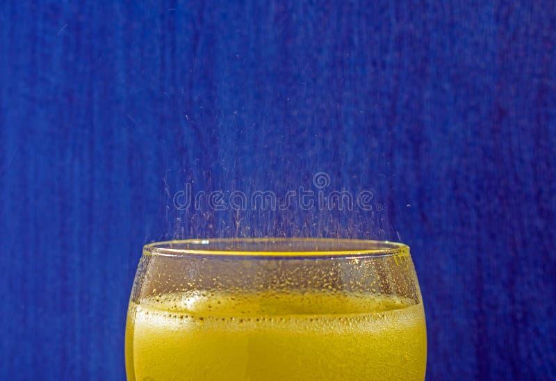 Bevanda di rinfresco fredda fotografia stock