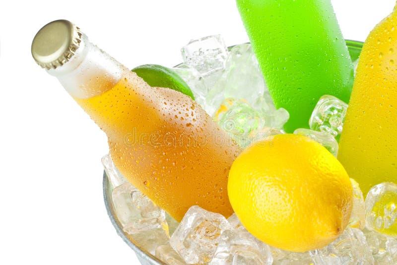 Bevanda fredda immagine stock