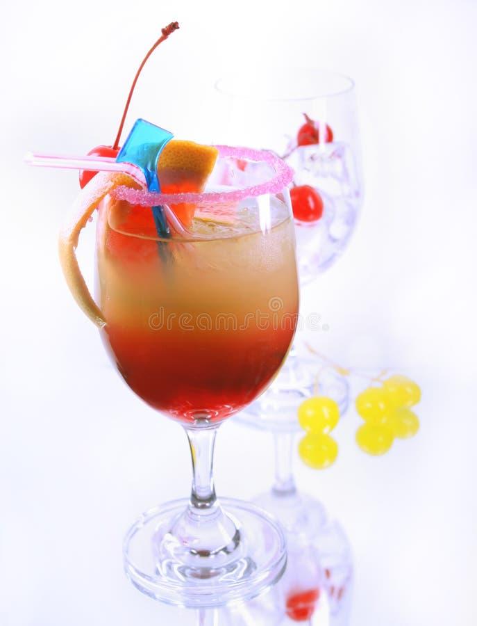 Bevanda nel vetro cristal immagini stock