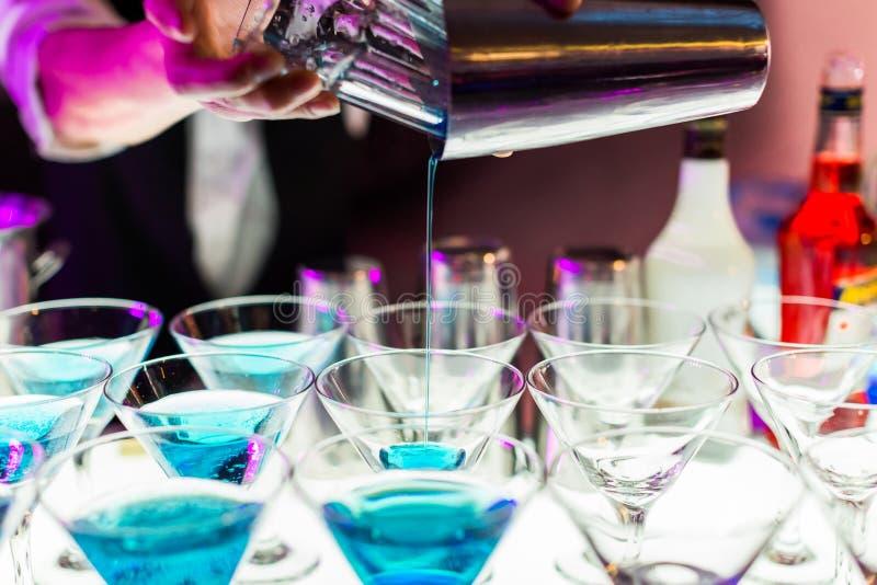 Bevande del cocktail fotografie stock