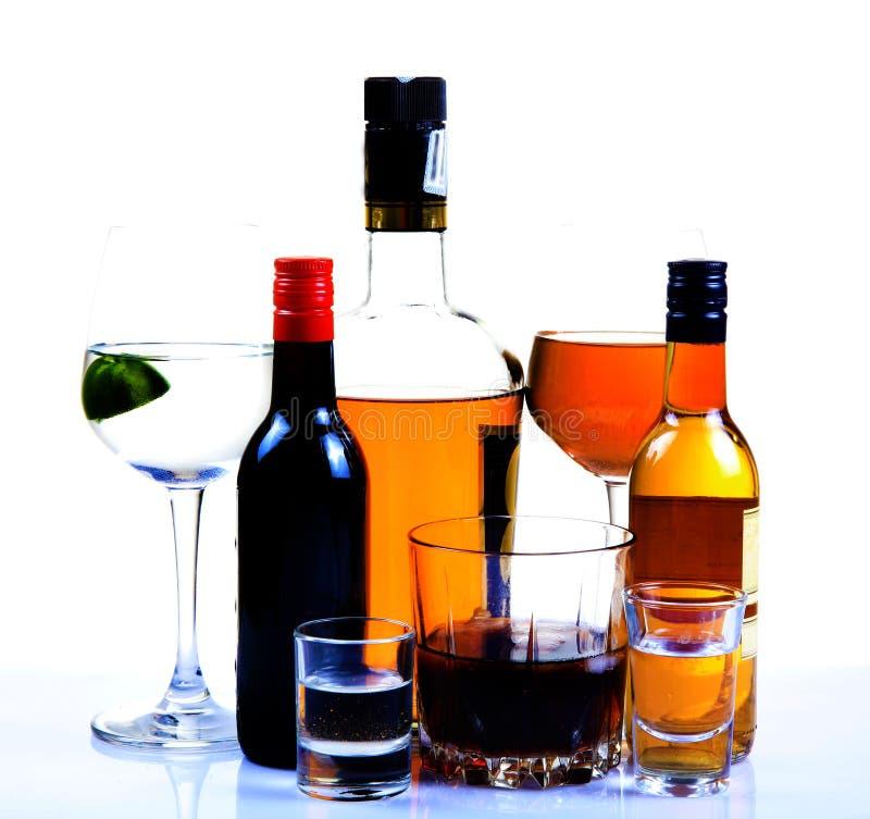 Bevande del partito immagini stock libere da diritti