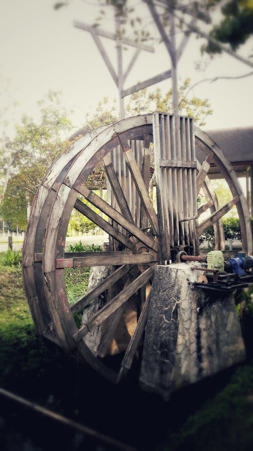 Bevattna turbinen royaltyfria bilder