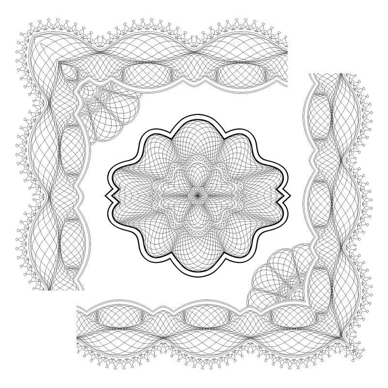 Beveilig ontwerpvector vector illustratie