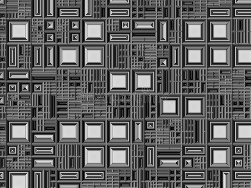 Download Beveled Grid stock illustration. Image of texture, squares - 48744