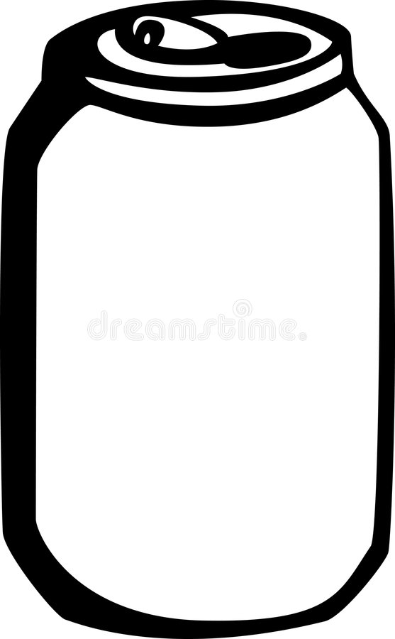 Download Beverage Can Vector Illustration Stock Vector - Image: 3083109