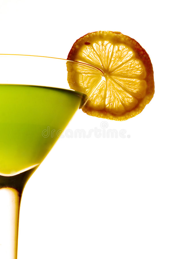 Beverage Series: Cocktail stock image